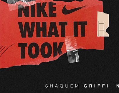 NIKE- WHAT IT TOOK