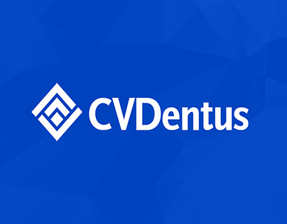 CvDentus - Logo e Identidade Visual