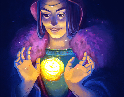 Magical beings & Items