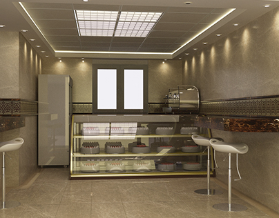 Andalusia - Medical Clinic's Internal Cafeteria