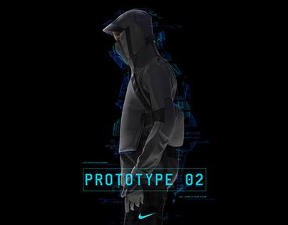 NIKE ACG 3D / PROTOYPE 02