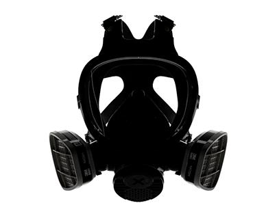 3M Respirator visualisation