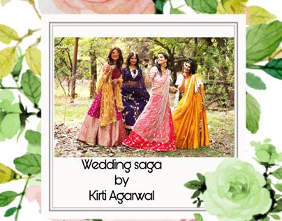 The Wedding Saga