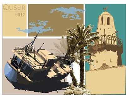 Quseir , Egypt
