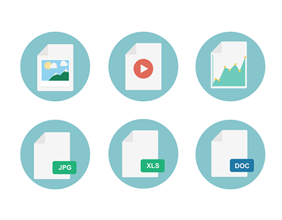 Free File Type Icons