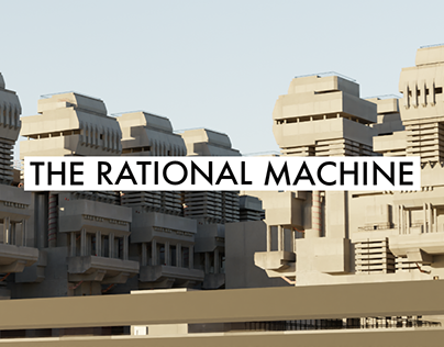 The Rational Machine: Overture / styleframes