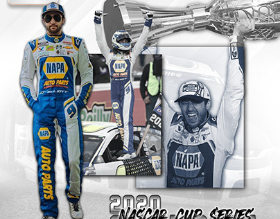Chase Elliott NASCAR Cup Series Champion