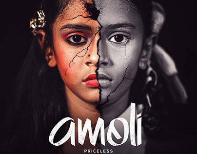 Amoli : Priceless (Graphic & Publicity Design)