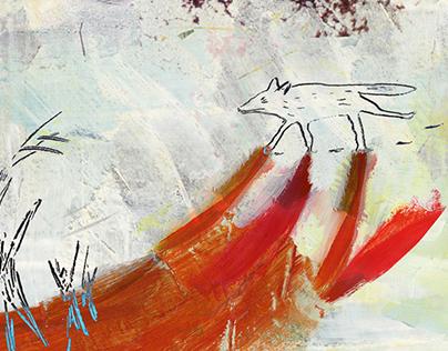 Paper wolfe