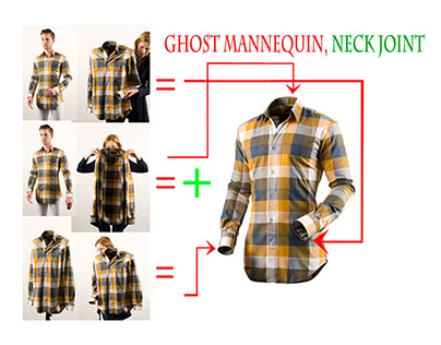 manipulate,neck joint,invisible man,Ghost mannequin
