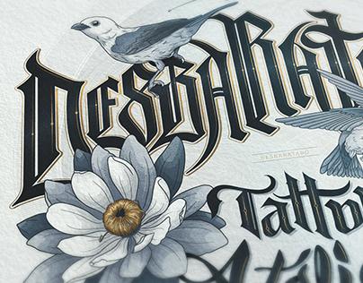 Desbaratado Tatto Atelier - FREE Background