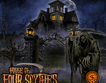 Character/Art/Logo for House of Four Scythes