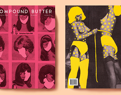 Compound Butter Issue Six: Girl's Club