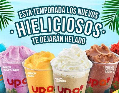 Hieliciosos / UPA!