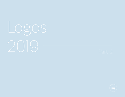 Logos 2019 | Part 2