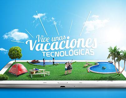 Vacaciones Tecnológicas