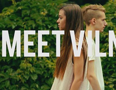 Promo video   Meet Vilnius