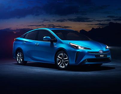 Toyota Prius - Digital Brochure