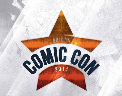 Saigon Comic-Con Vs Jr.Kun Kid