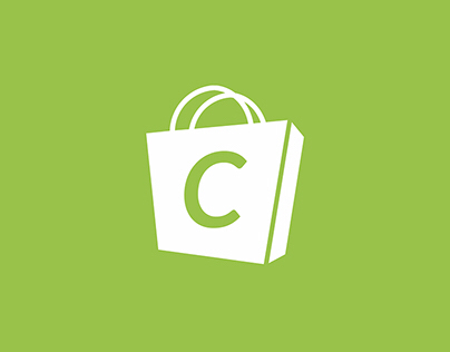 Cacht logo design