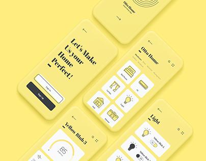Otto App - UX/UI Interaction Design