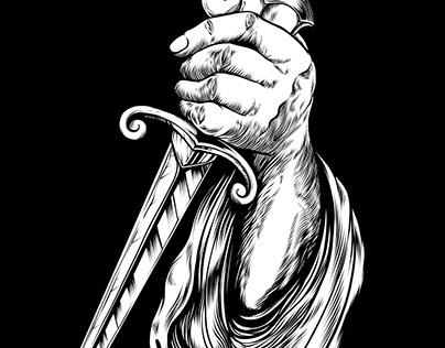 Hand Dagger