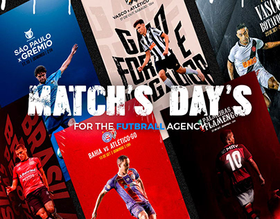 MATCH'S DAY'S FOR THE FUTBRALL