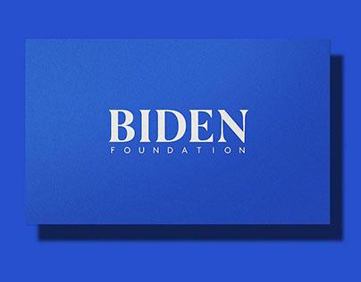 Biden Foundation Brand Design
