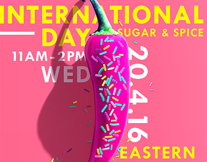International Day: Sugar and Spice