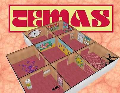 online exhibition: TEMAS