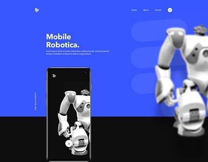 Mobile Robotica.