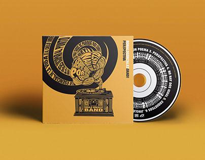 Ronald Gonzalez Band. Portada Álbum