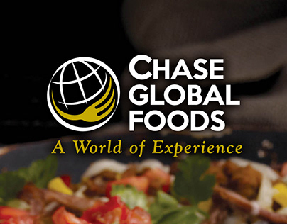 Chase Global Foods Brand and Logo Development