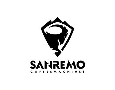Sanremo Coffee Machines • Stand Design