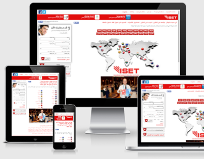 Responsive web design - isetglobal.com