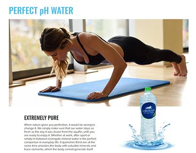 PERFECT pH WATER