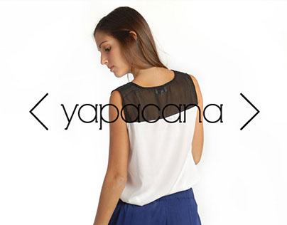 Yapacana - Website