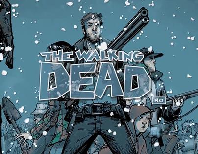 The Walking Dead RO #5 Promo