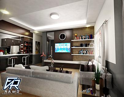 Simple Elegant Look inside the house @Nueva Era Project