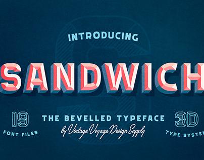 Sandwich • 3D Type System