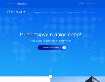 Investment platform (API) / dashboard