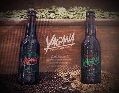 Yagana Fuegian Craft Beer