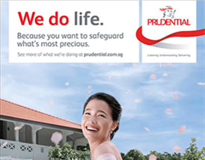 Prudential DO Brand Campaign