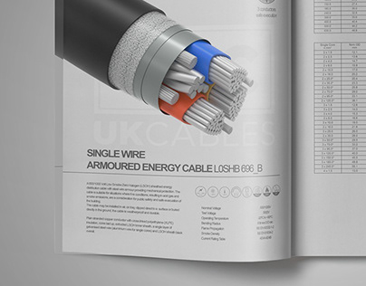 POWER ELECTRICAL CABEL | visualization