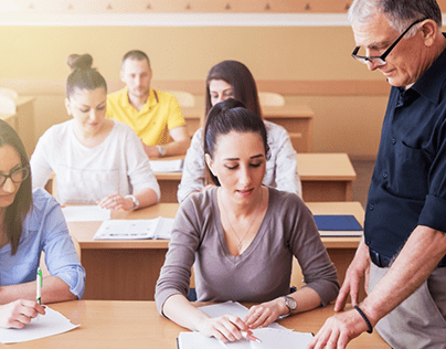 Sean Castle | Senior Teacher | Helping Students
