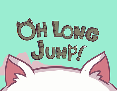 """Oh Long Jump!"" - Game Designs"