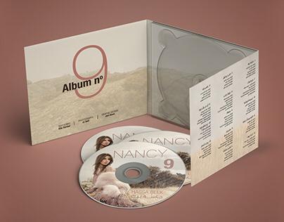 CD Album || Nancy Ajram