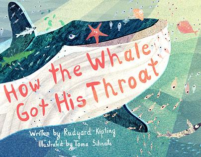 StorySnap-How the Whale Got His Throat, Rudyard Kipling