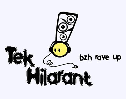 Tek Hilarant - BZH rave up