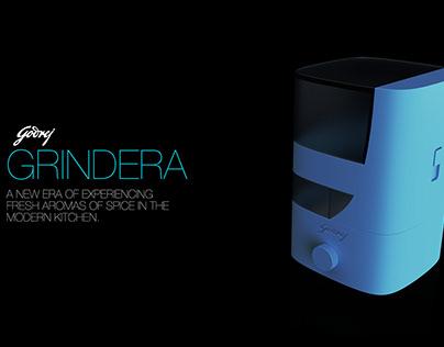Godrej Grindera Micro Spice Grinder